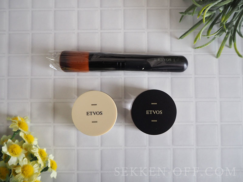 ETVOS マットスムースミネラルファンデーションの画像